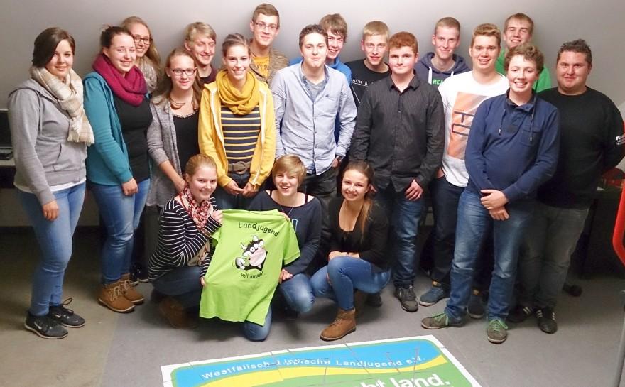 Die Ortsgruppe Vellinghausen-Eilmsen (Foto: WLL)