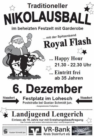 Nikolausball-Lengerich