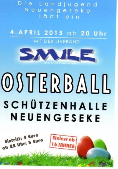 Osterball LJ Neuengeseke