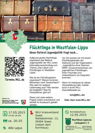 Flüchtlinge in Westfalen-Lippe
