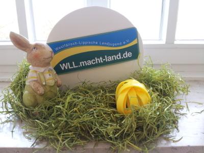 (Foto: WLL) Die WLL wünscht Frohe Ostern!