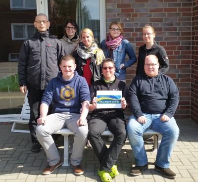 Unsere TÜV-II Gruppe