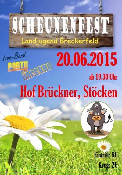 Scheunenfest Landjugend Breckerfeld