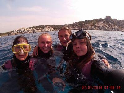 Wasser-Selfie :-)