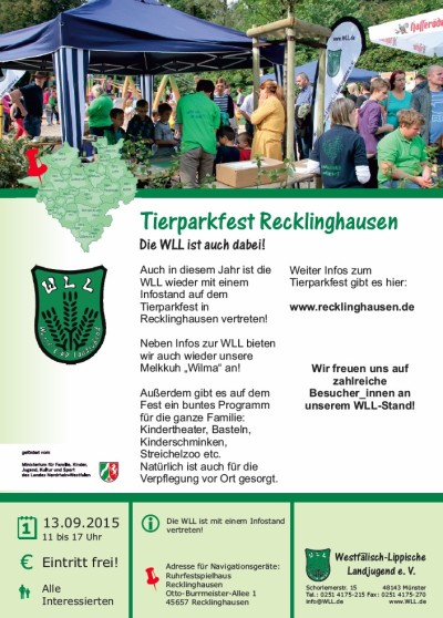 Tierparkfest Recklinghausen