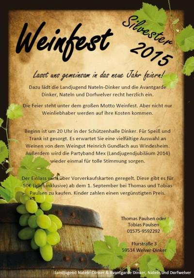 Weinfest-Nateln-Dinker