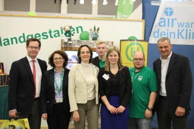 (Foto: WLL)  Die Landesgruppe Bayern der SPD-Bundestagsfraktion