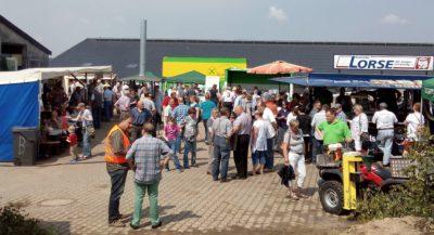 Viele Besucher beim TdoH in Breckerfeld! Foto-Weber