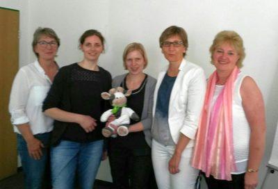 Wilma zu Gast bei der Konzeptgruppe für das Seminar für die ehemalige Landjugend Foto-WLLV