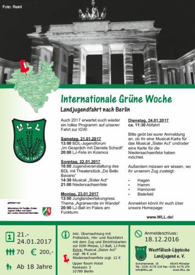 (Bild: WLL) IGW-Fahrt 2017