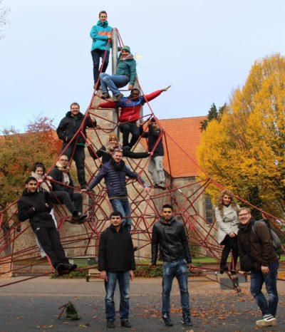 (Foto: WLL/Welpelo) Gemeinsam in der Stadt Varel - Den Norden erkunden.