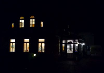 (Foto: WLL/Welpelo) Unsere Haus für drei Tage.