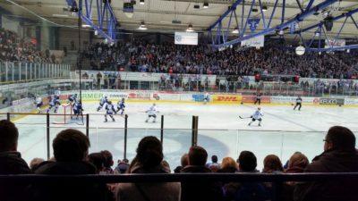 (Foto: WLL/Engberding) Ein spannendes Spiel