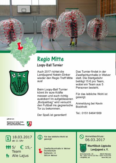 Regio Mitte Loopy Ball 18.03.2017