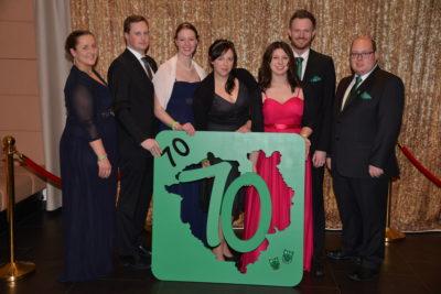 (Bild: WLL/Buhs) Der BDL gratuliert der WLL zum 70!