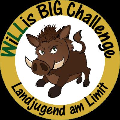 (Bild: WLL) Logo #WiLLisBigChallenge