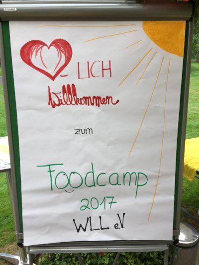 (Bild: WLL/Bußmann) Anreise Foodcamp