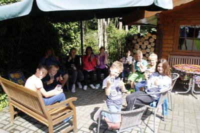 (Bild: WLL/Maletz) Foodcamp Tag 2 Bericht der Kinder 2