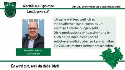 (Bild: WLL) 2017 Bundestagswahl Sebastian Jakobs