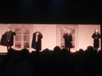 Bild (WLL/Trepte): Theaterstück der Landjugend Rheinhessen Pfalz