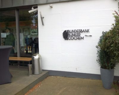(Foto: WLL/Trepte) Der Bundesbankbunker beherbergte einst 15 Milliarden Mark als Ersatzwährung