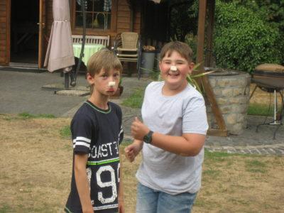 (Bild: WLL/Trepte) Wir suchen die größte Pappnase