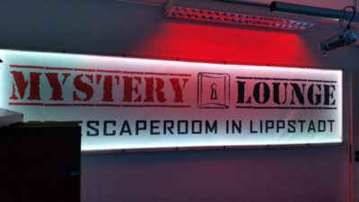 (Foto: WLL/Engberding) Lost geht es mit einem Besuch im Escape Room!