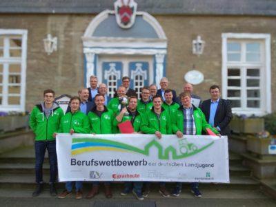 (Bild WLL/Reinl) Landessieger NRW des Berufswettbewerbs 2019