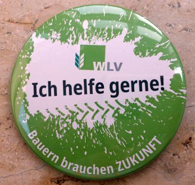 (Foto: WLL/Engberding) WLV-Kundgebung