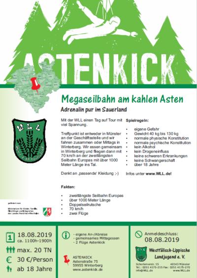 (Bild: WLL) Astenkick 2019