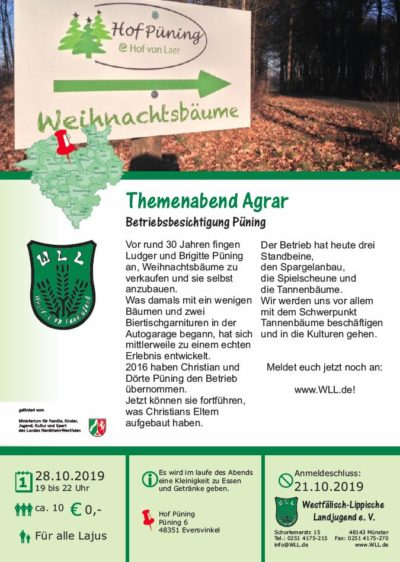 (Bild: WLL) Hof Püning