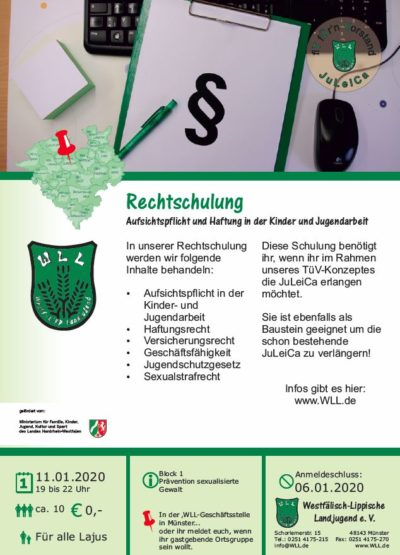 (Bild: WLL) 2020 TüV FiT für´n Vorstand I - Rechtschulung