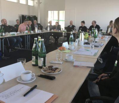 (Foto: WLL/Schmidt) WLL besucht die Stiftung Westfälische Kulturlandschaft