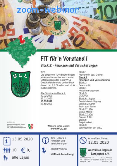 TüV I - Finanzen und Versicherung