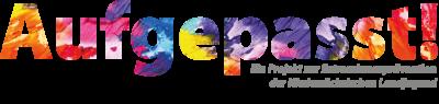 (Logo: NLJ) Aufgepasst! Ein Projekt zur Extremismusprävention der NLJ