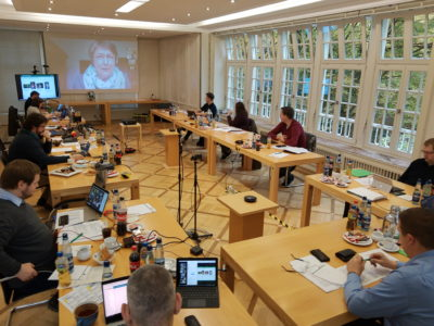 (Foto: WLL/Welpelo) Hybride Landesversammlung der WLL am 25.10.2020