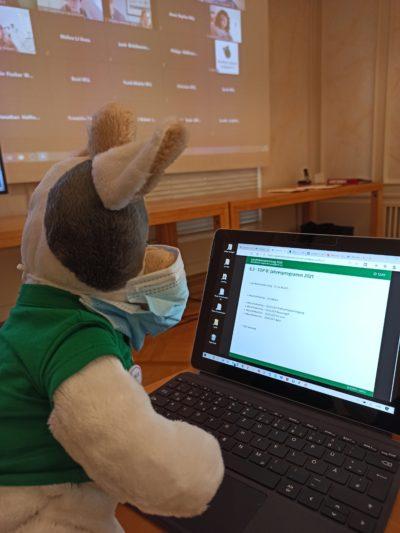 (Foto: WLL/Reinl) Wilma vor VotesUp!