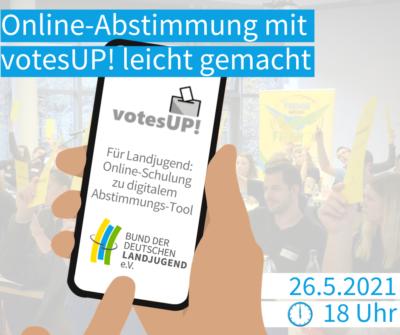 (Bild: BDL) VotesUp!-Schulung