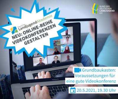 (BILD: BDL/C. Gräschke) DLA - Videokonferenzen gestalten