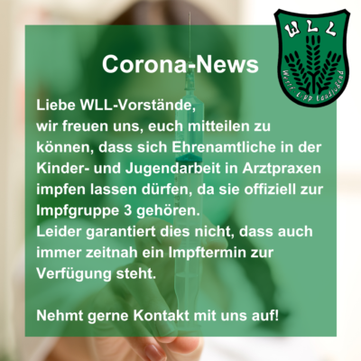 Corona-News: Impfen