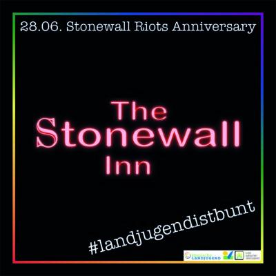 Stonewall Riots Anniversary