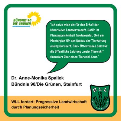 Kommentar Anne-Monika Spallek