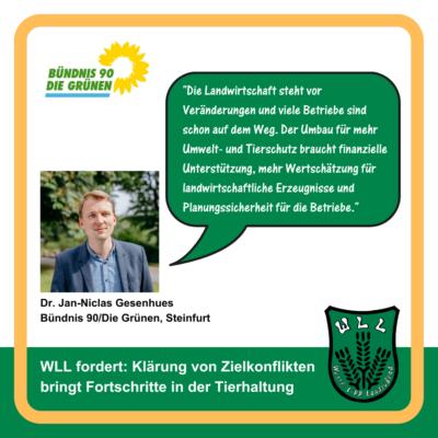 Kommentar Jan-Niclas Gesenhues
